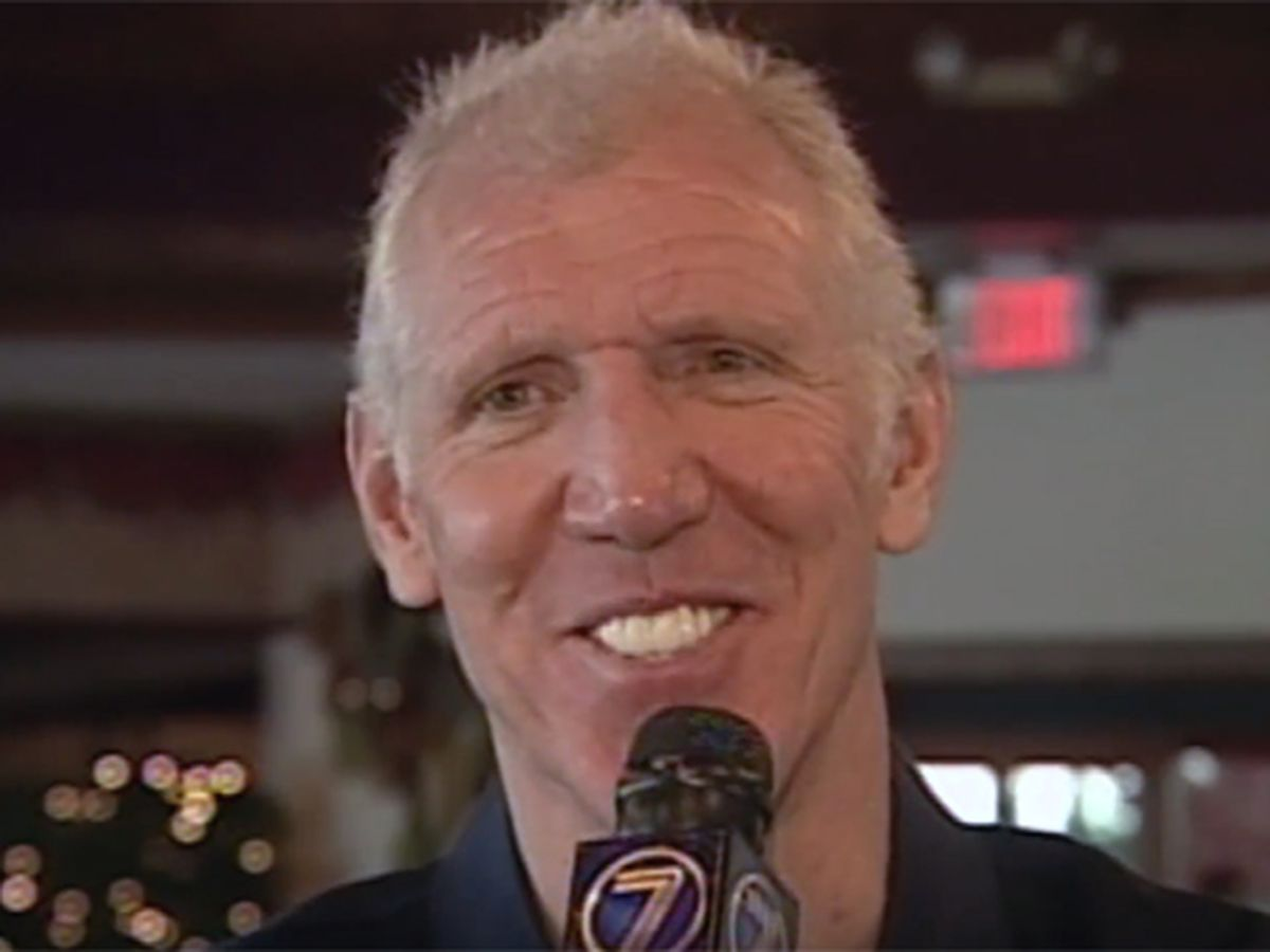 Mel's Sports History: UCLA great Bill Walton