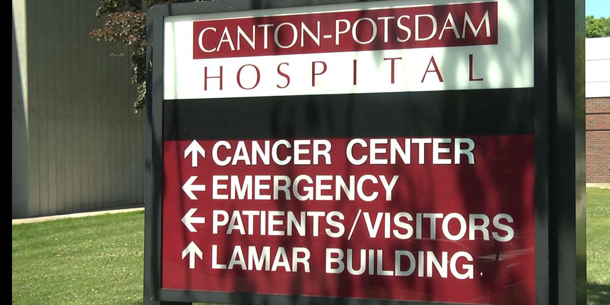 Canton-Potsdam Hospital temporarily suspends some services