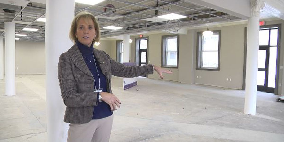 $1.2M being spent to renovate Watertown's Empsall's Building
