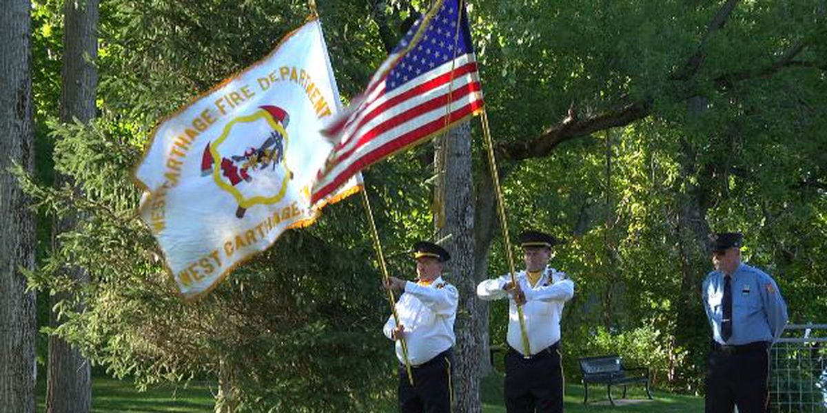 First responders observe 9/11 in West Carthage