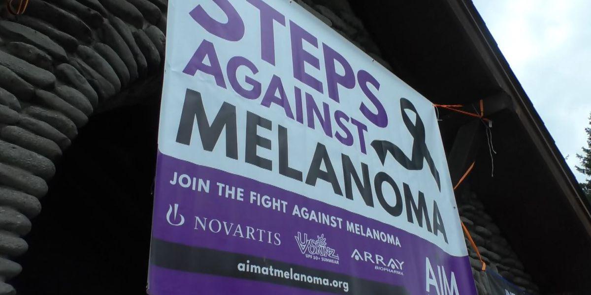 Annual Melanoma walk in Watertown raises money, awareness