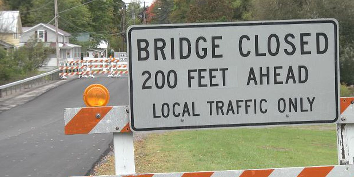 Morristown's closed bridge could be road to new opportunity