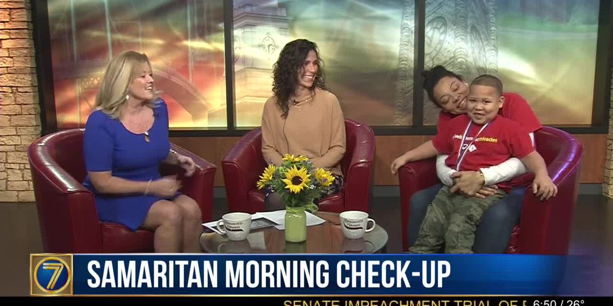 Morning Checkup: Children's Miracle Network