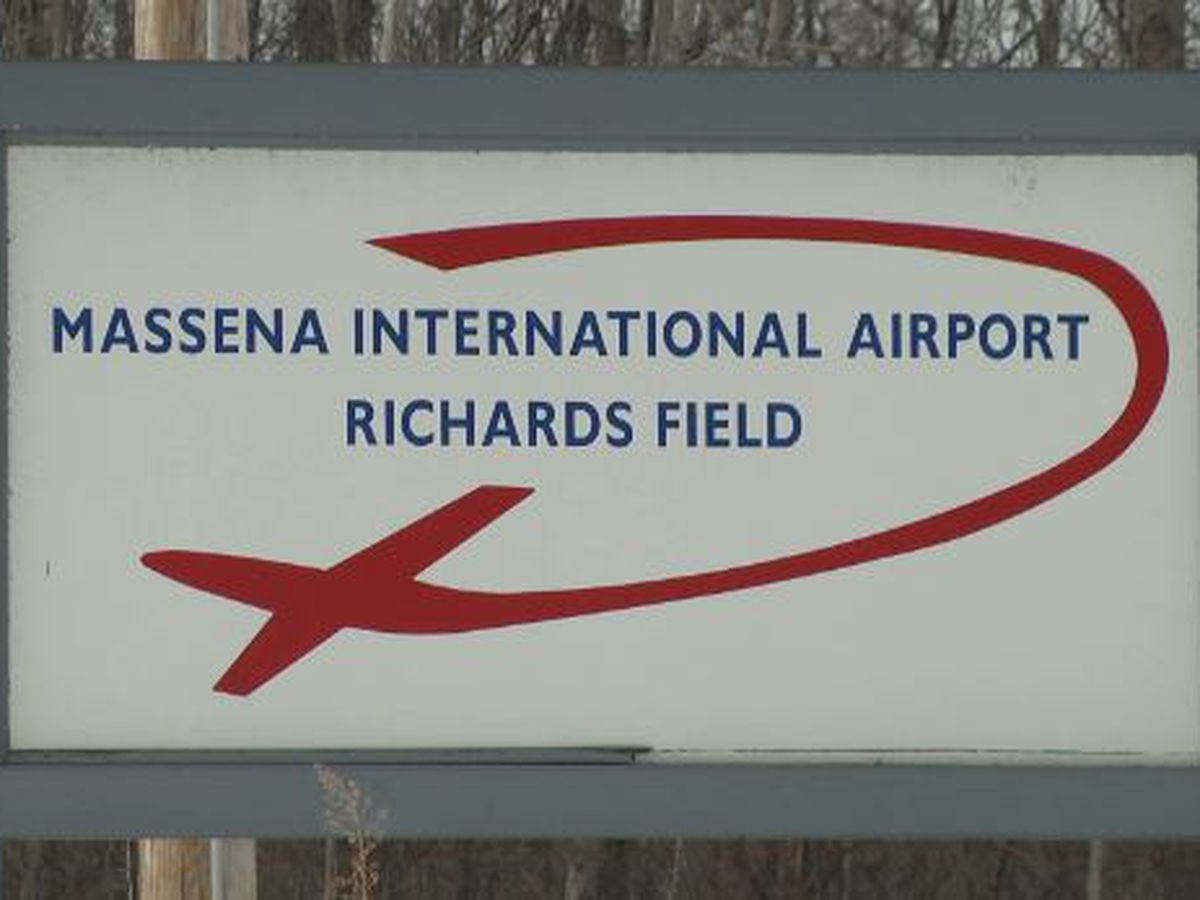 Massena Airport gets $727K for improvements