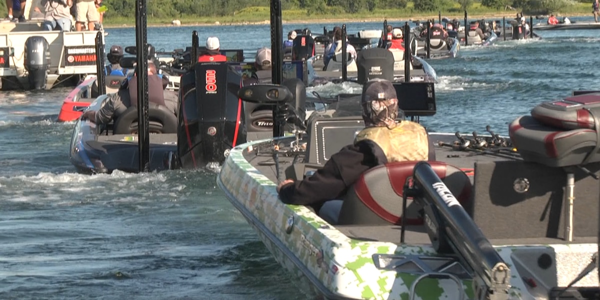 Safety a priority as Bassmaster anglers begin arriving Saturday in Clayton