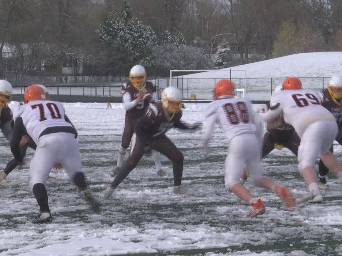 Thursday's sports: Canton, Potsdam square off in snow bowl