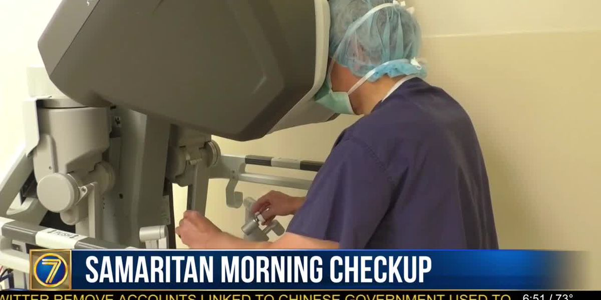 Morning Checkup: robotic operating room