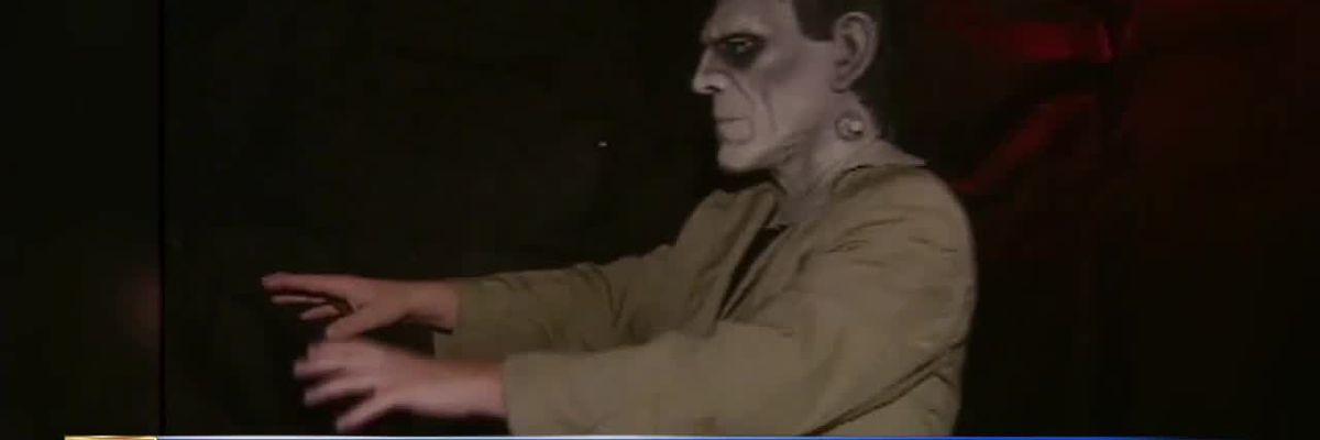 WWNY Blast from the Past: 2007 haunted house