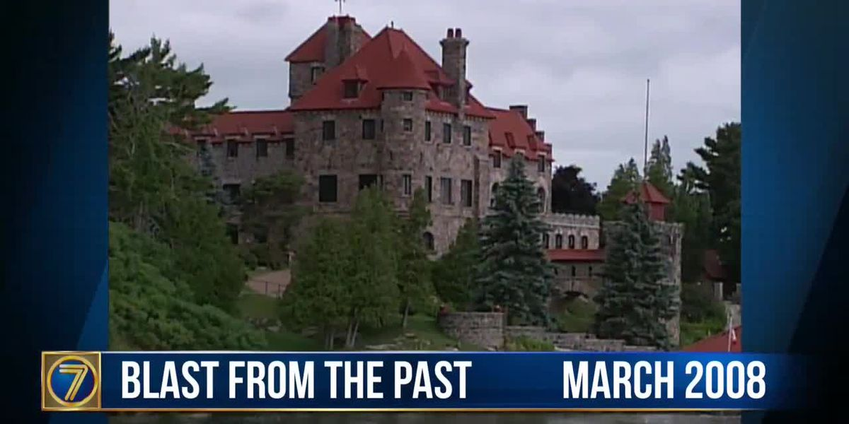 WWNY Blast from the Past: 2008 tour of castles