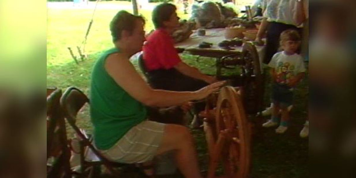 Blast From The Past: 1994 folk life festival