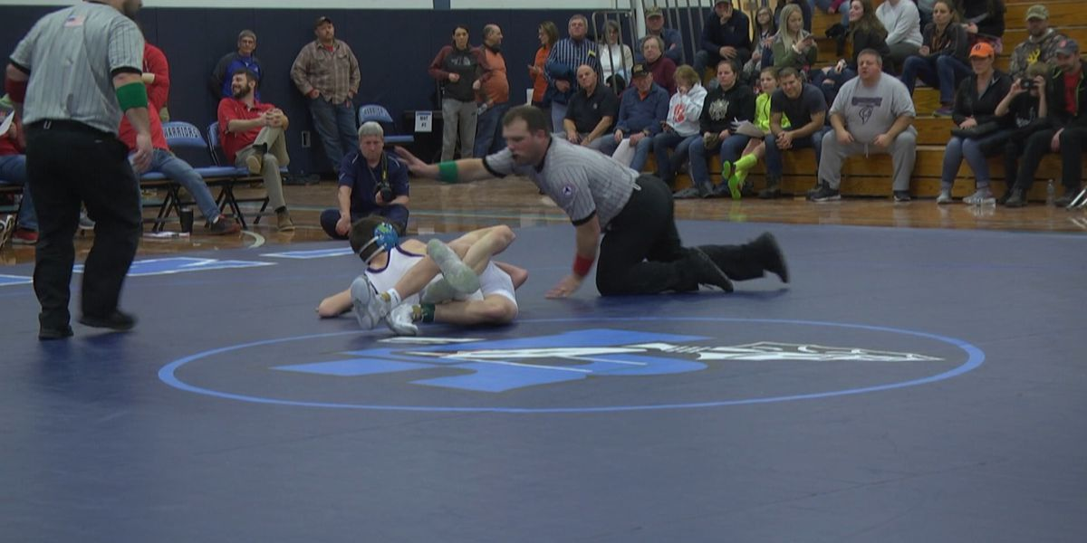 Saturday Sports: Frontier League champs on the mat & in the pool