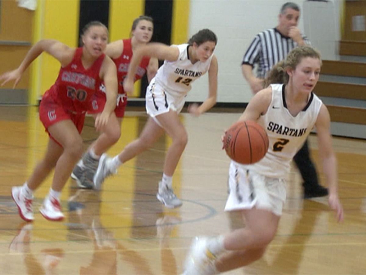 Lady Spartans plan tough defense of sectional title