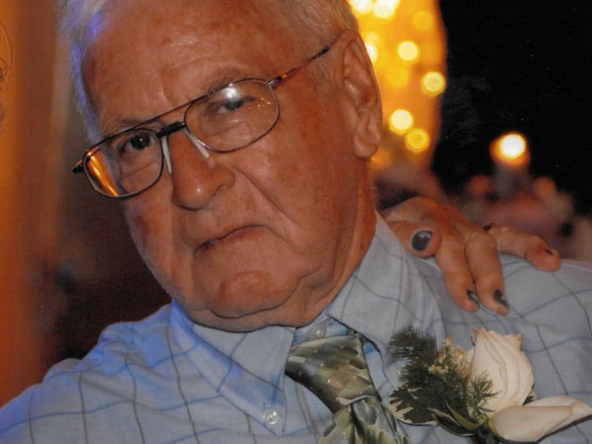 James P. Johnson, 79, of Brasher Iron Works