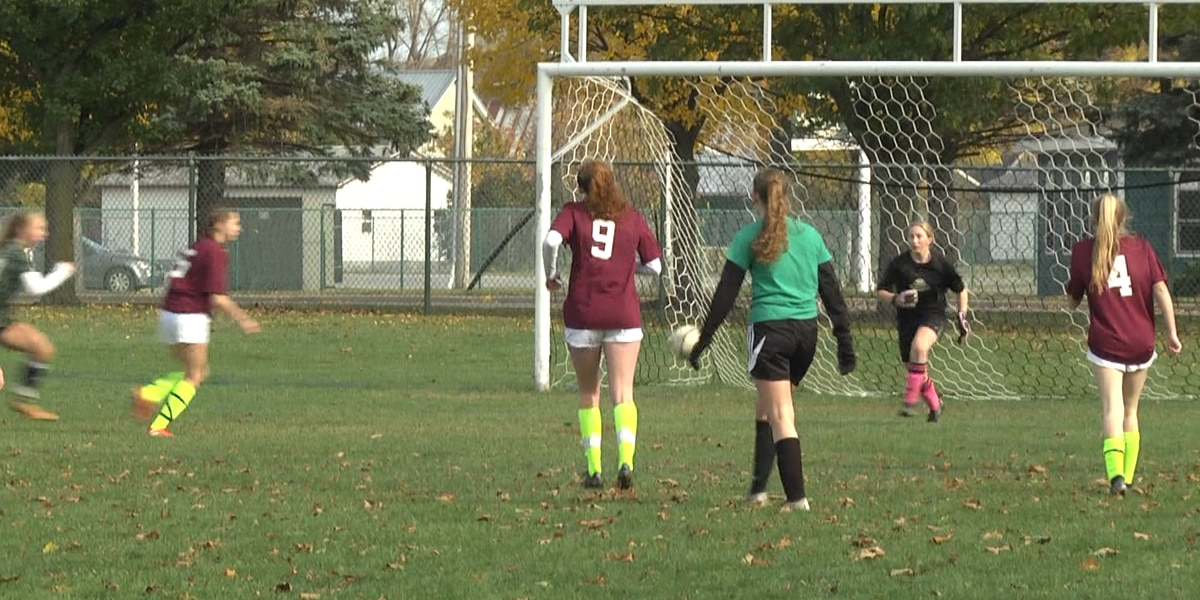 Sunday Sports: Friendly fall league action at the Alex T. Duffy Fairgrounds