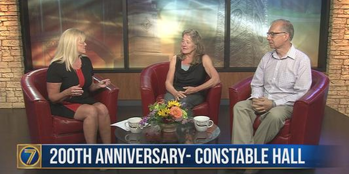 Celebrating Constable Hall's 200th Anniversary