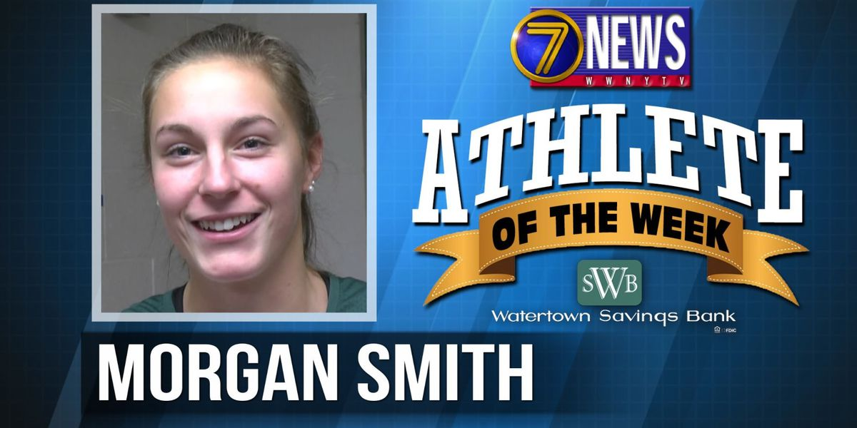 Athlete of the Week: Morgan Smith