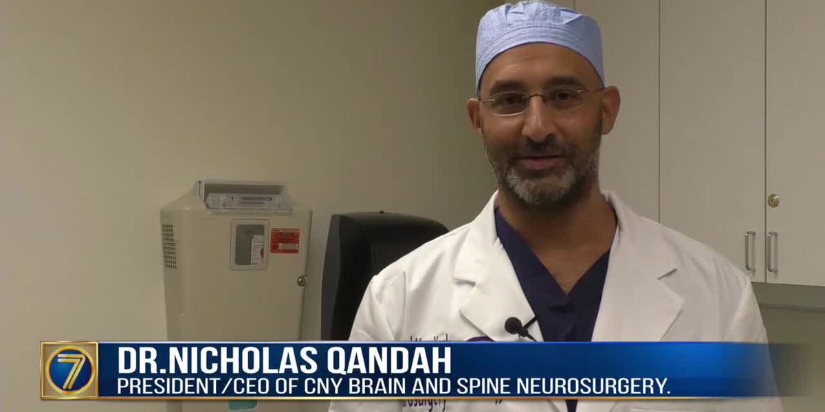 WWNY Doctor now offering neurosurgical services at Lewis County General Hospital