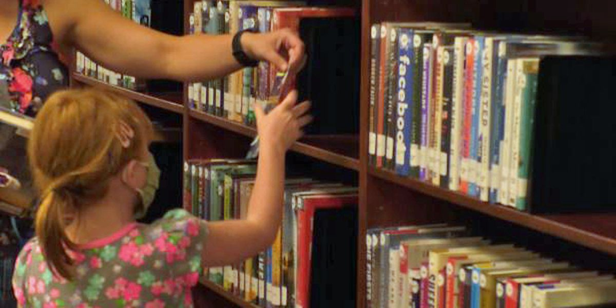 Watertown's library opens doors so you can open books