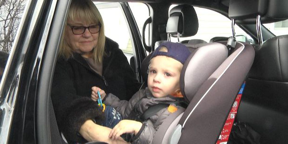 New York changes child car seat law