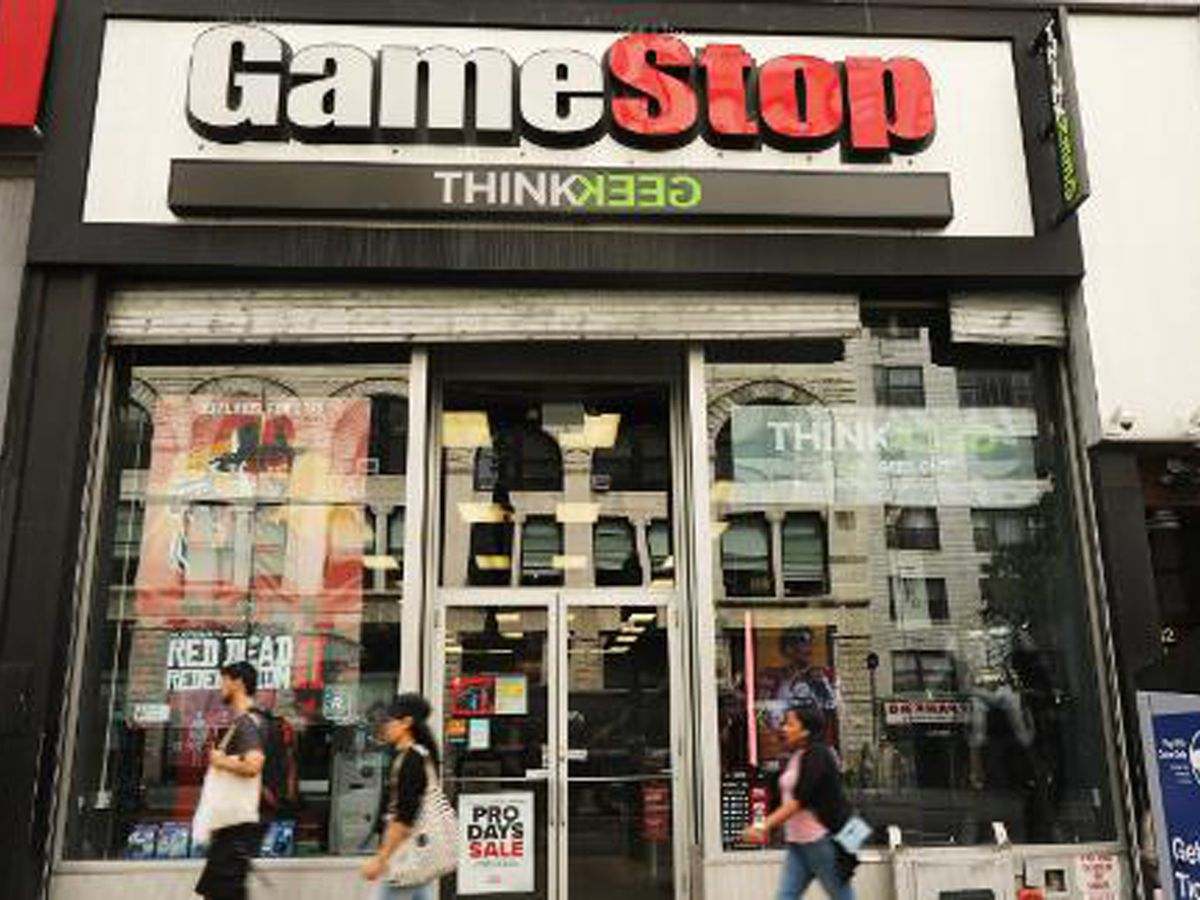 In fight over GameStop, smaller investors outduel big funds
