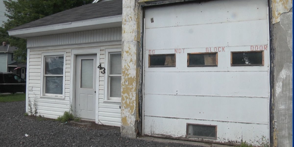 Polluted 'Zombie' properties get a clean-up