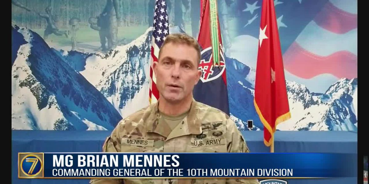 WWNY General Mennes offers updates about Fort Drum
