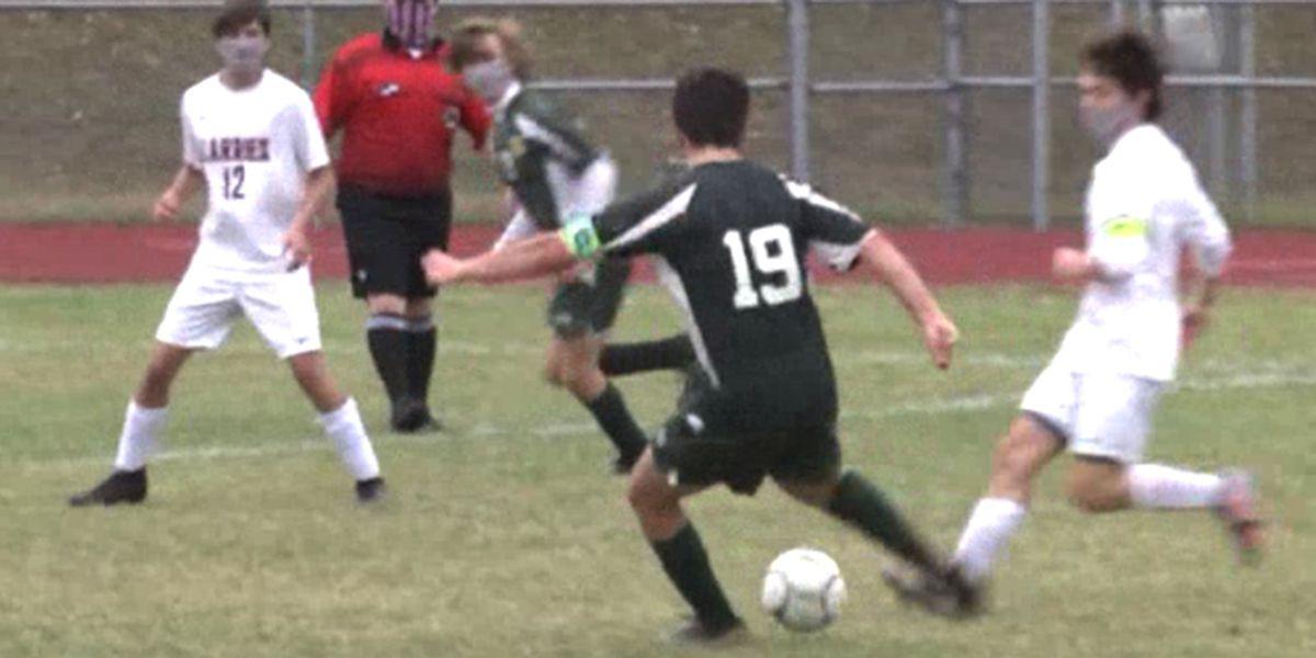 Highlights & scores: boys' NAC soccer action