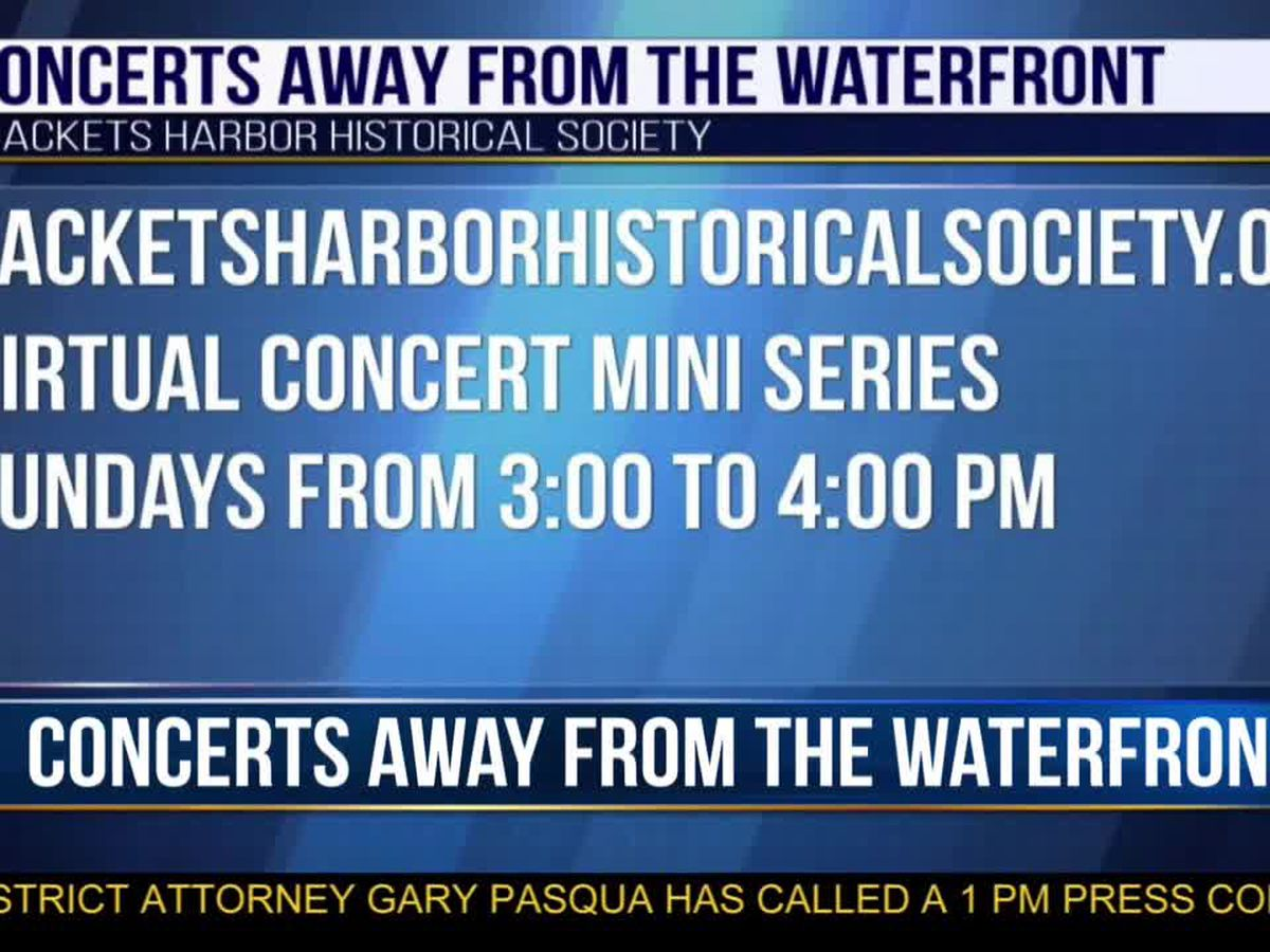 Historical society offers 'Concerts AWAY from the Waterfront'