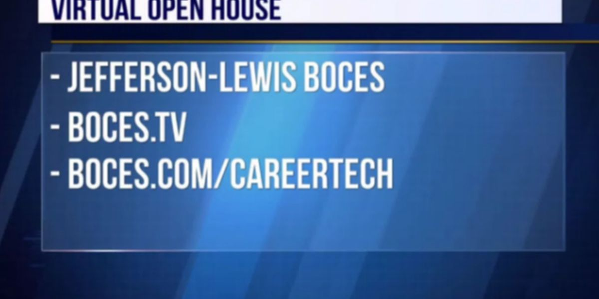 BOCES holds virtual open house