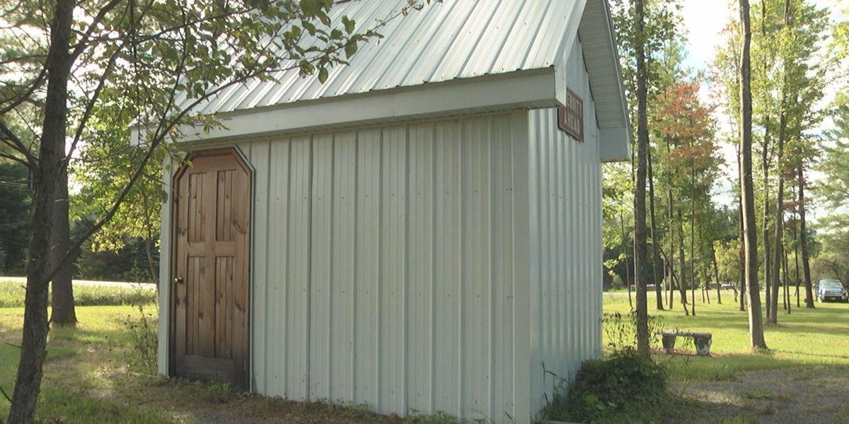 A small church, with a big reach