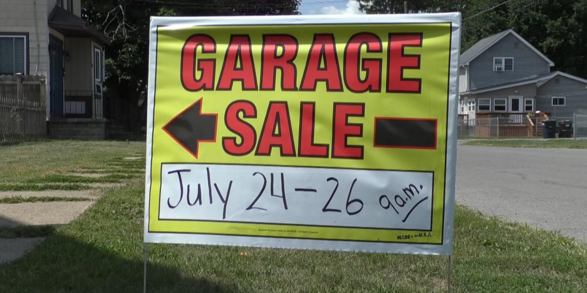 Ogdensburg hosts annual city-wide garage sale