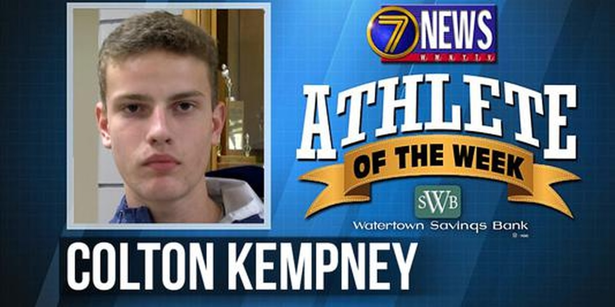 Athlete of the Week: Colton Kempney