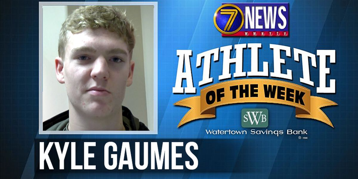 Athlete of the Week: Kyle Gaumes
