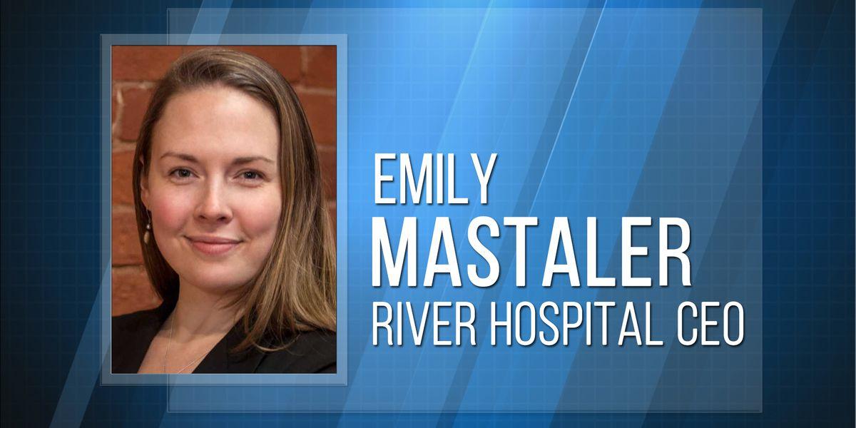 River Hospital names new CEO