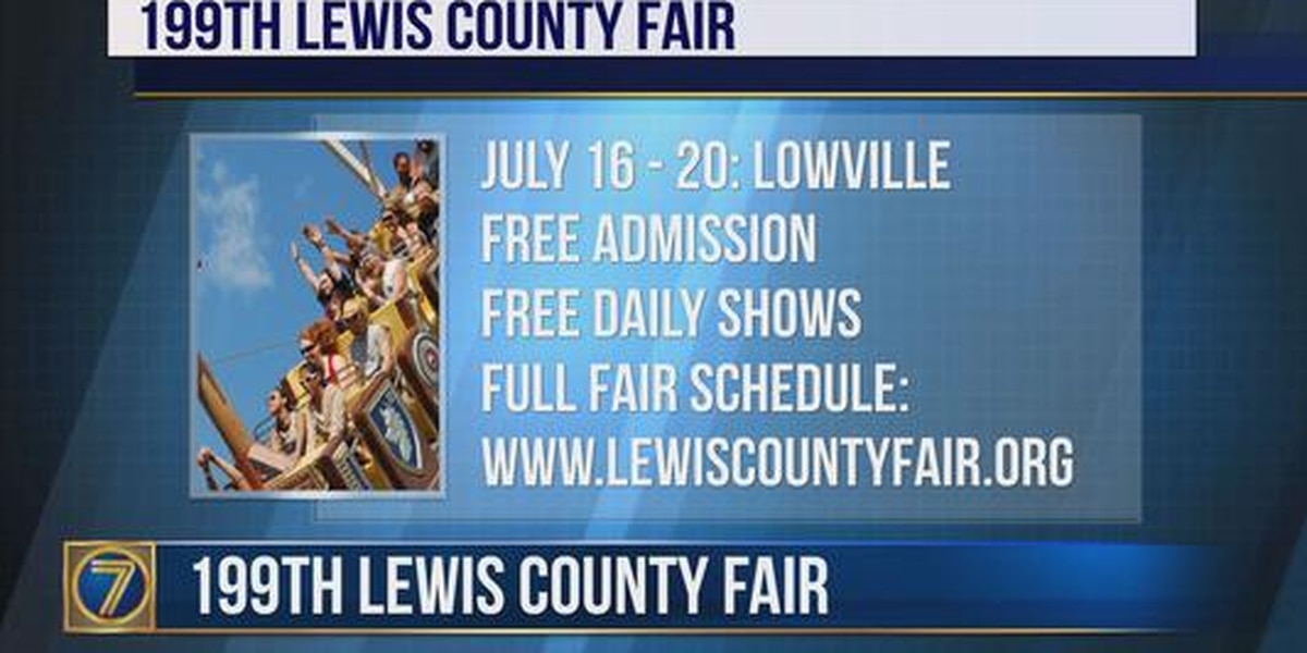 Getting Ready for the 199th Lewis County Fair