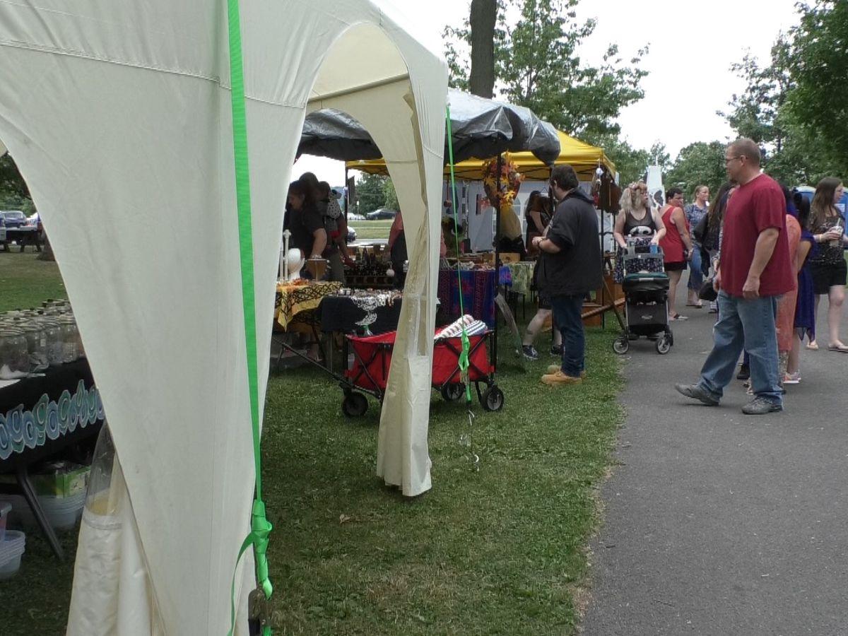 'Faery & Earth Festival' held at Thompson Park