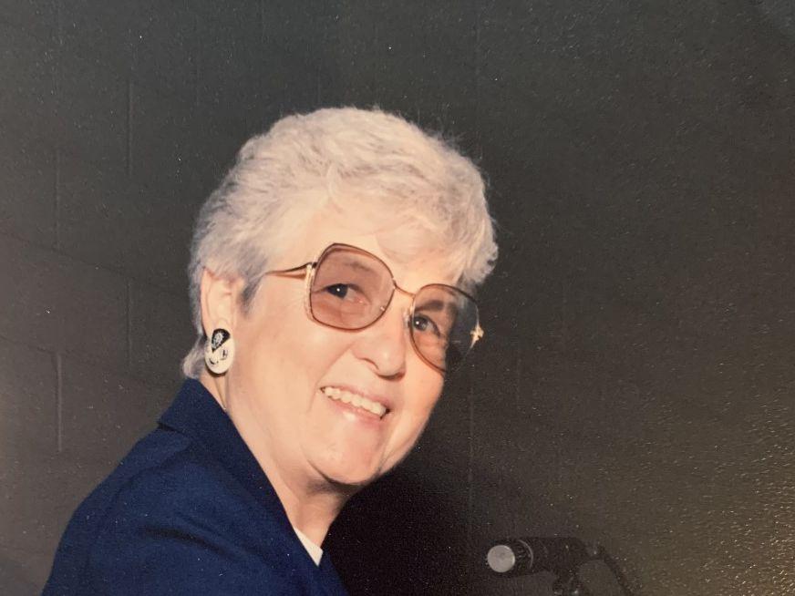 "Dorothy G. ""Dottie"" Byrnes, 95, formerly of Watertown"