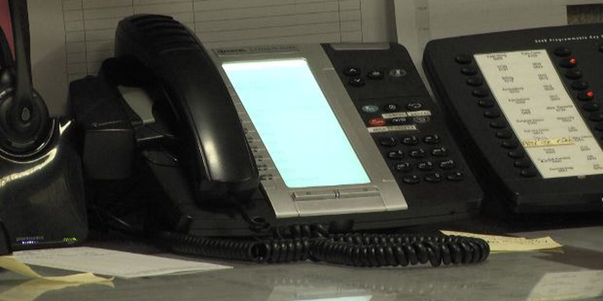 Sunday night: phone service fully restored in Lewis County