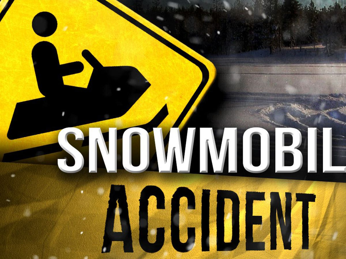 Sunday: Massena man killed in snowmobile accident