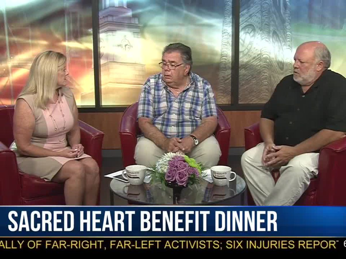 Make reservations soon for Sacred Heart Foundation dinner