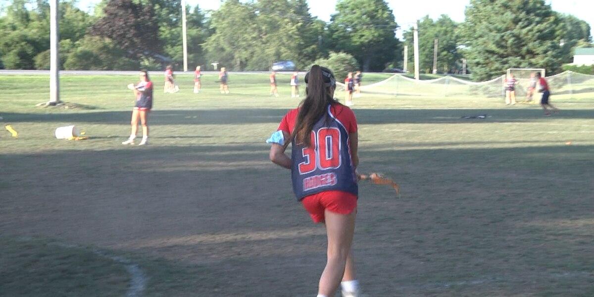 Saturday Sports: Traveling girls' lacrosse team tries to make season work