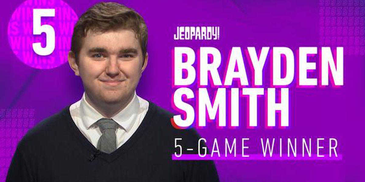 Jeopardy! champ Brayden Smith dies at 24