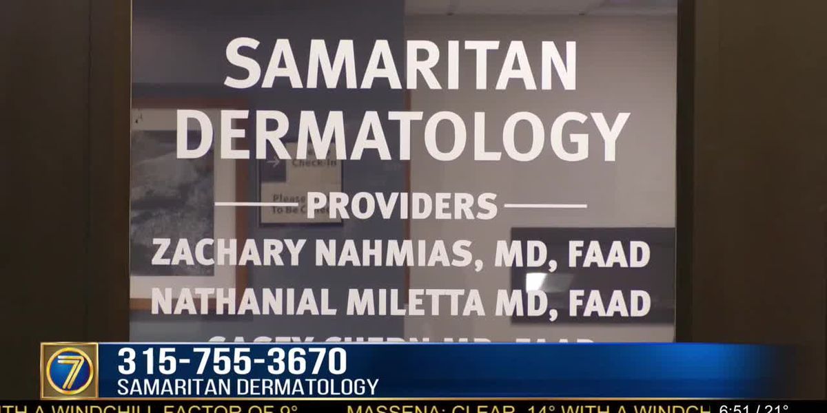 Morning Checkup: dermatology clinic
