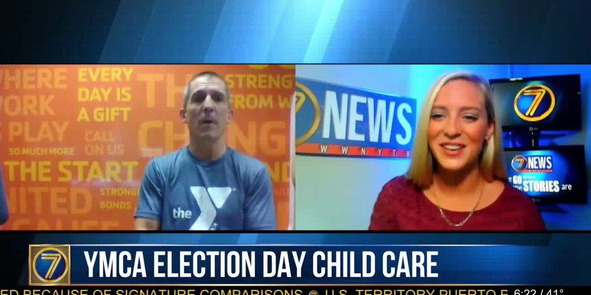 YMCA offers Election Day child care