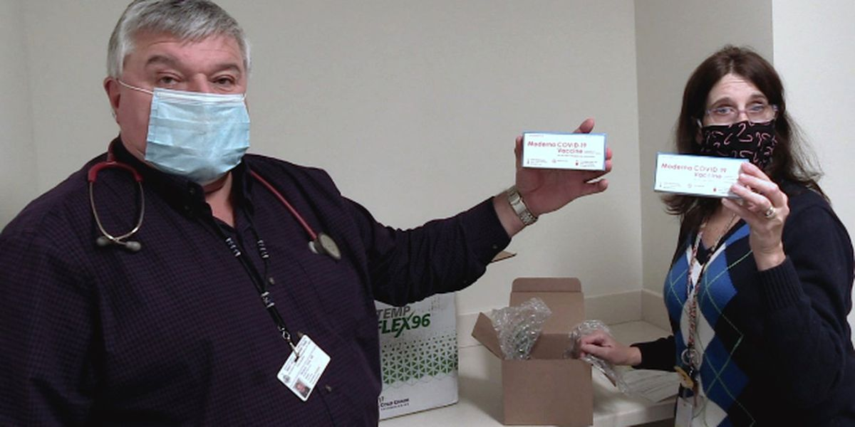 Akwesasne receives first COVID-19 vaccine doses