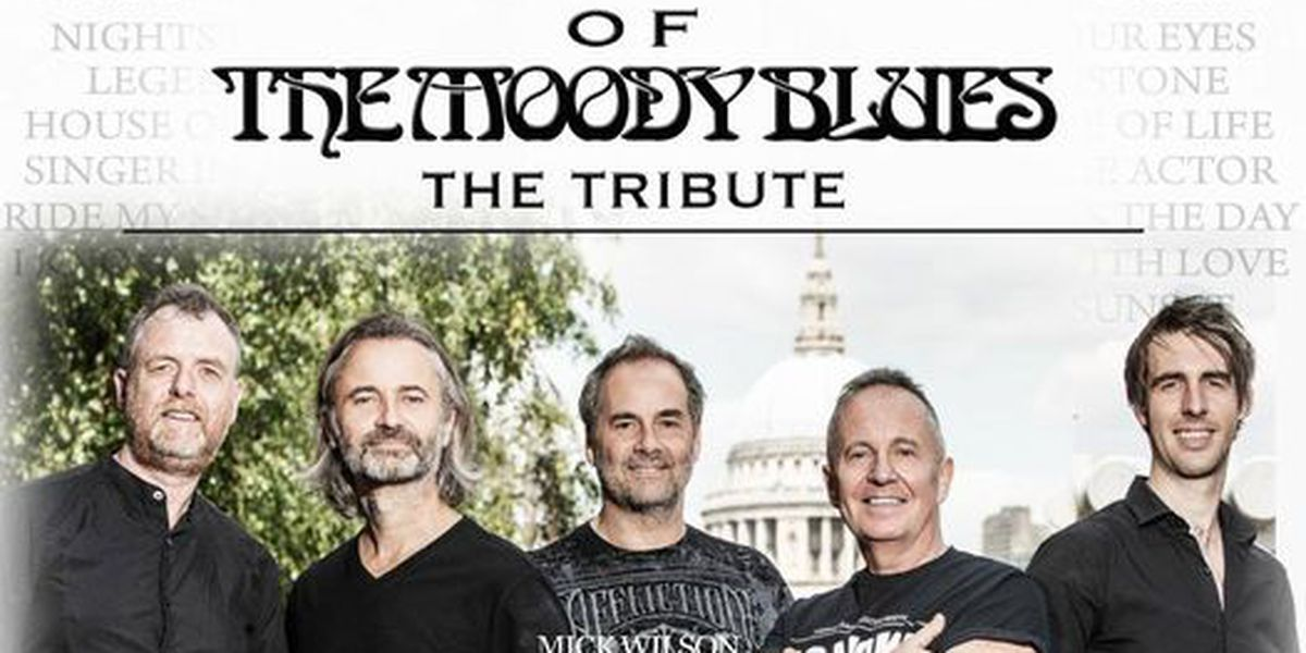The Moody Blues Tribute - Live Stream - The Clayton Opera House