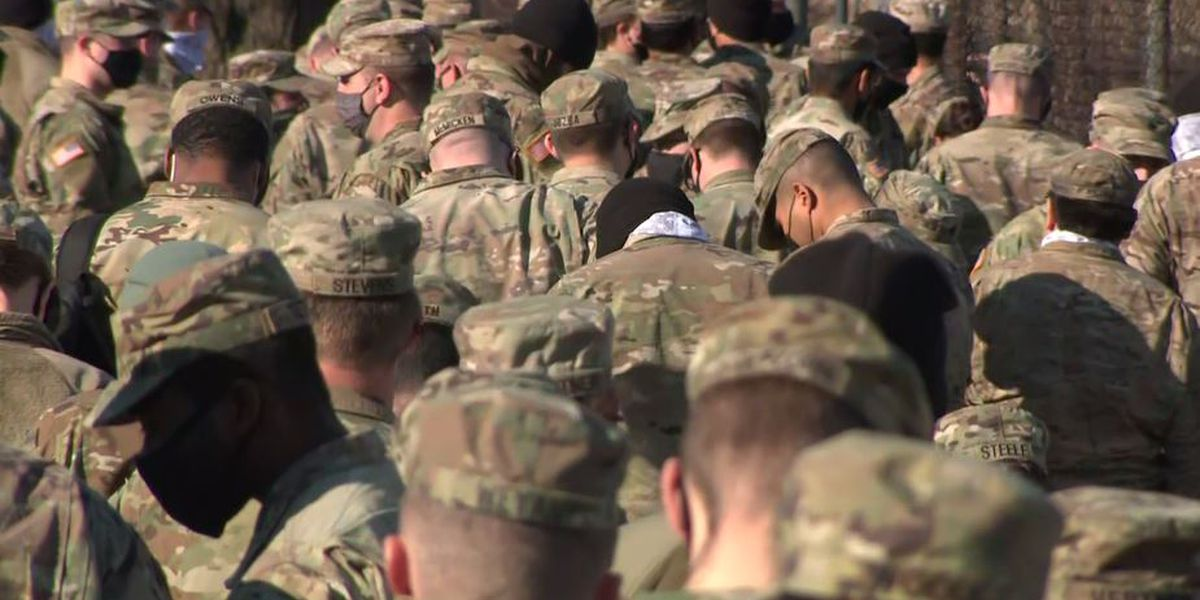 Thousands of service members saying no to COVID-19 vaccine
