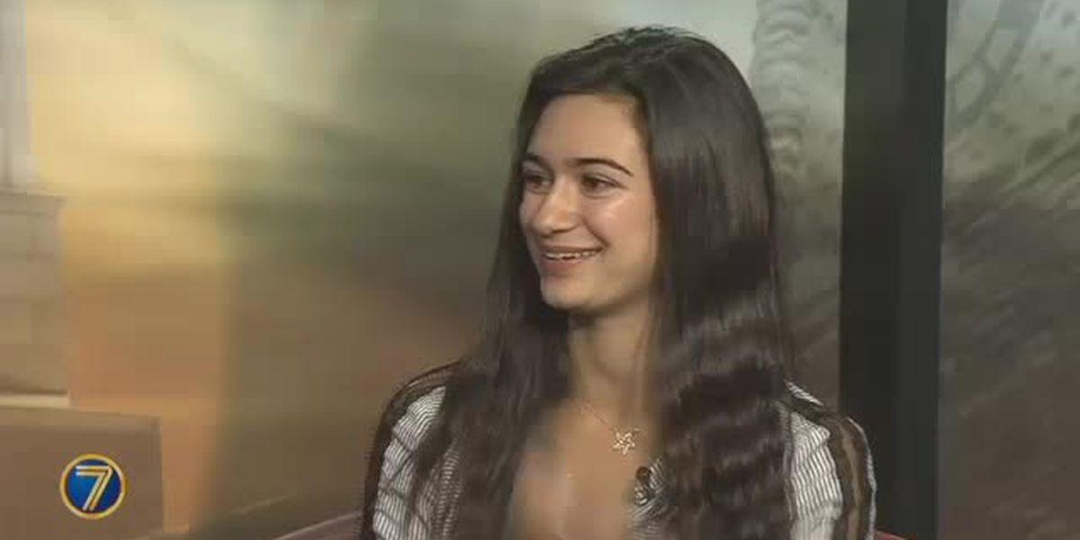 Academic All-Star: Marialena Mouaikel
