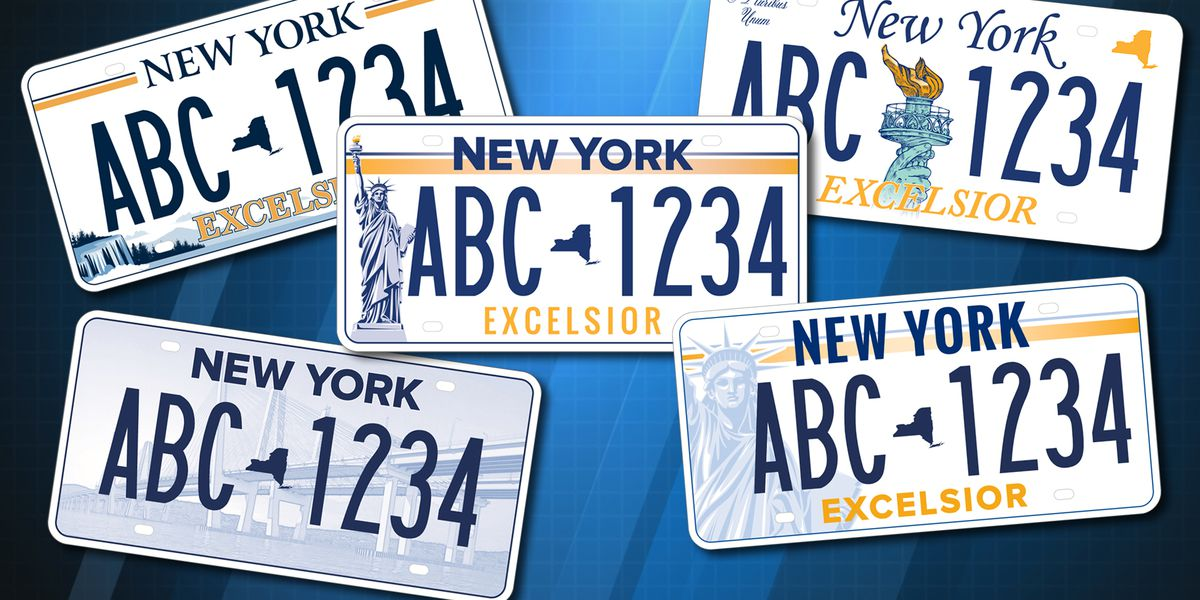"""State Republicans decry new license plates as a 'scheme' to impose a """"stealth tax'"""