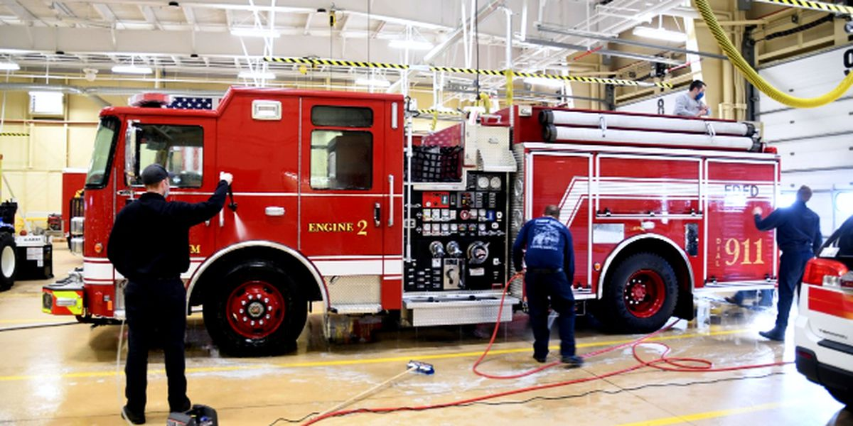 Fort Drum gets new fire engine